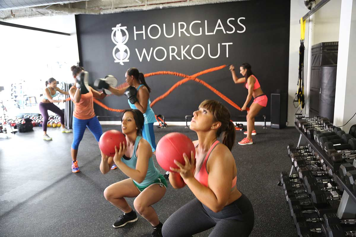 Downtown Toronto – Flagship - Hourglass Workout ®